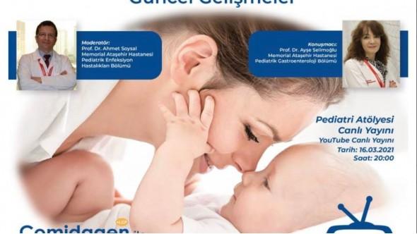 Pediatri atölyesi-81: Non IgE besin alerjileri yönetiminde güncel gelişmeler